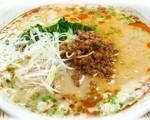 坦々麺 TANTANMEN บะหมี่ซุปงาราดหน้าหมูสับทรงเครื่อง